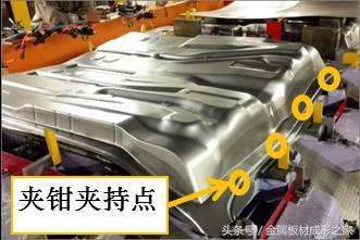 MFC:汽车左右前地板多工位生产工艺研究