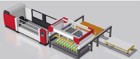 三菱电机自动化激光加工机:创新在每一个环节