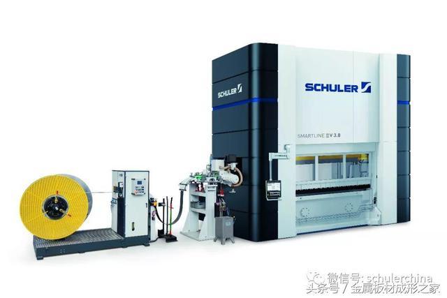 舒勒智能高速电动机冲片冲压技术助力新能源汽车发动机生产要求