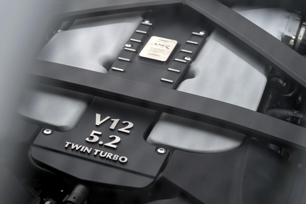 DB11继承者 阿斯顿·马丁电动车将2026年亮相