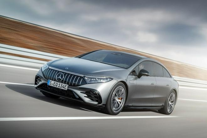 2021慕尼黑车展:奔驰在线发布4款重磅新车