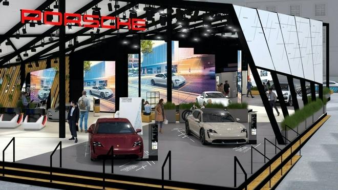 保时捷将在慕尼黑车展发布919公路版电动概念车